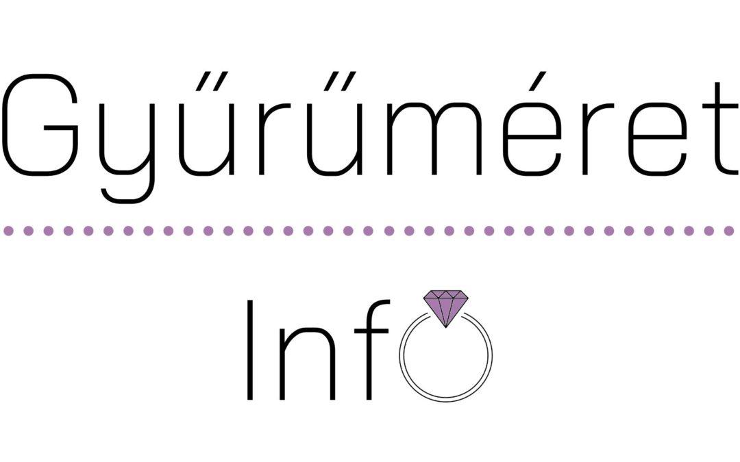 Gyűrűméret Info