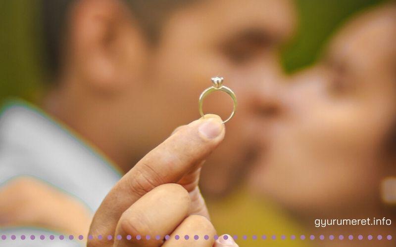 Milyen eljegyzési gyűrűt vegyek?